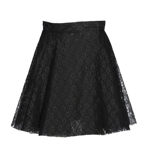 Philosophy di Lorenzo Serafini skirt lace black