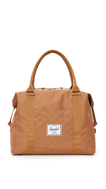 Herschel Supply Co. Herschel Supply Co. Strand Duffel Bag - Caramel