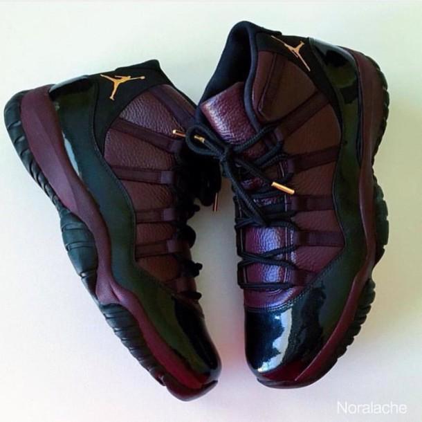 Shoes Jordans Air Jordan 11 Burgundy Jordan 11s