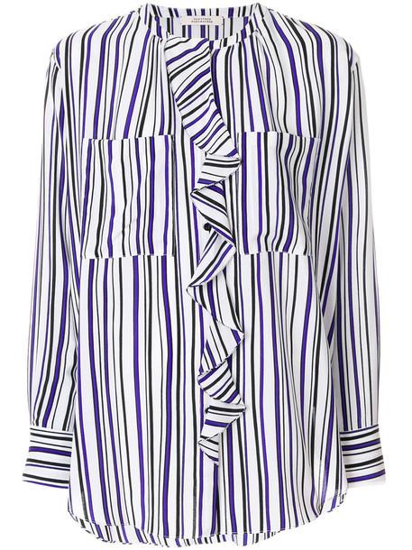 Dorothee Schumacher blouse ruffle women silk top