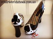 shoes,funtasma,queen of hearts,alice in wonderland,cosplay,cosplay shoes,pokerface