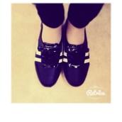 shoes,lahalleauchaussure,ballerine,black,white,basket