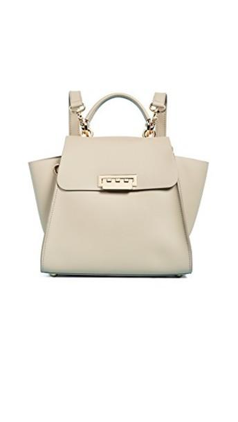 ZAC Zac Posen backpack beige bag