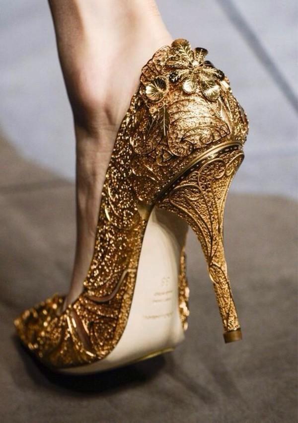 shoes gold glitter shoes gold glitter elegant