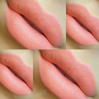 make-up peach light lipstick lips lipstick lighter coral mac cosmetics mac lipstick