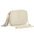 Lauren Merkin - Cream Snake Embossed Meg