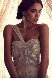 dress,prom dress,beige,long dress.,bubbles,sparkly dress