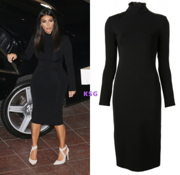 dress black dress black dress long sleeve dress