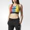 Adidas trefoil top - multicolor   adidas us