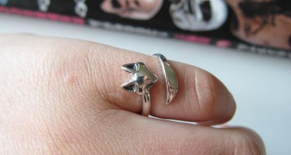 jewels fox ring