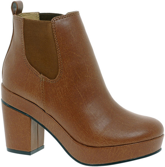 black shoes winter outfits change exchange 36 37 brown ankle boots chelsea boots atlanta chelsea ankle boots asos heel fall outfits lovely them so hard find them in size