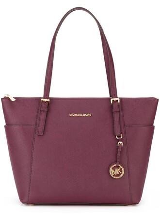 zip women purple pink bag
