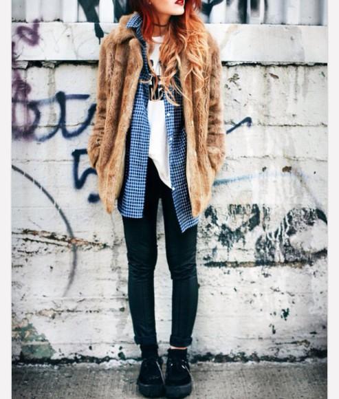 fur fur coat furcoat