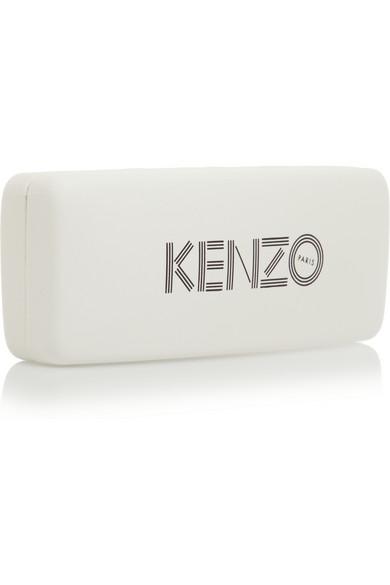 KENZO|Round-frame acetate sunglasses|NET-A-PORTER.COM