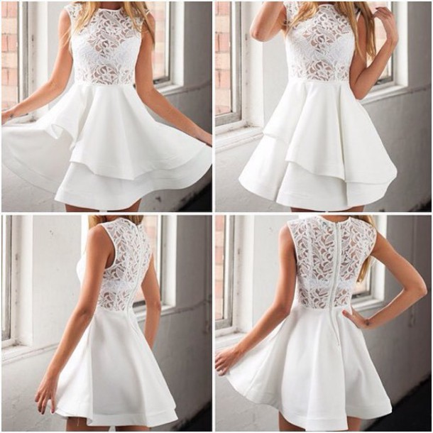 141c65dd68d dress lost souls white dress white lace dress white floral dress white  flowy dress spring dress