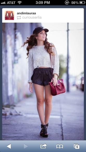 shorts black shorts black shorts quilted shorts