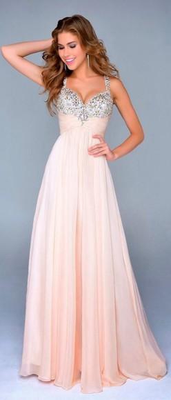 pink dress prom dress long prom dress pastel dress long dress
