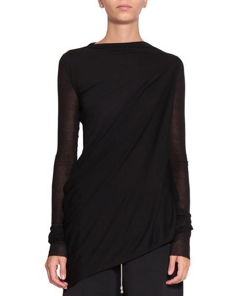 Rick Owens Lilies t-shirt shirt t-shirt cotton top