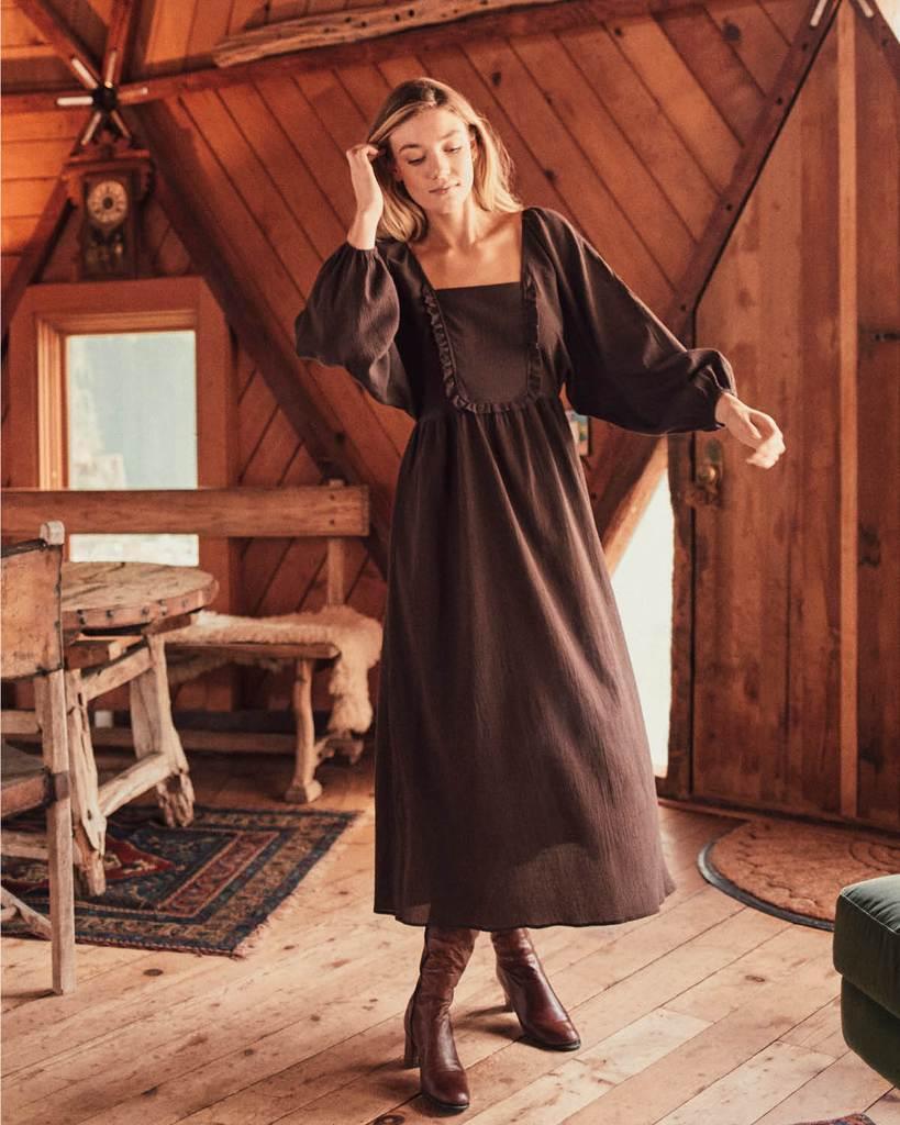The Lucinda Dress | Earth (Ships 12/20)