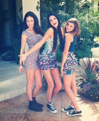 dress celebs swag summer funny chuck taylor all stars kendall jenner