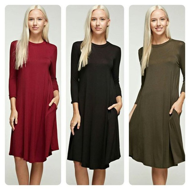 2aec1280a198 dress 2010 twentyten mock neck tunic dress fall outfits new arrival  orangeshine tunic dress wholesale dresses