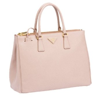 Prada bn1786 handbag in cameo saffiano leather: handbags: amazon.com