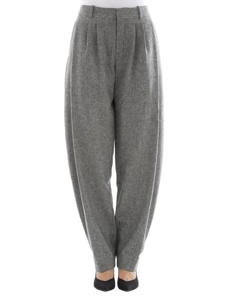 Chloe pants wool grey