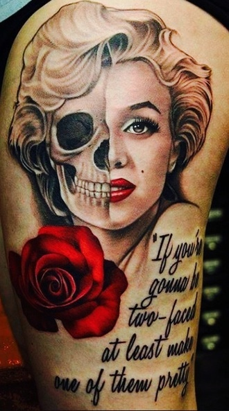 marilyn monroe phone case cases tattoes