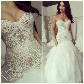 dress lace wedding dresses wedding dress mermaid wedding dresses details