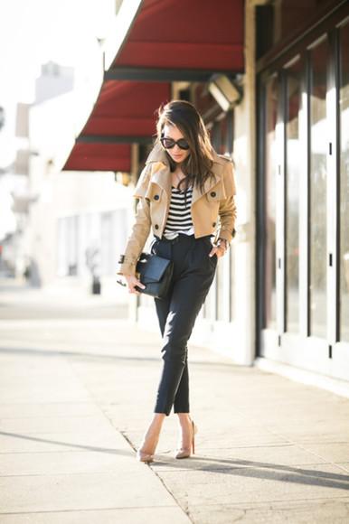 wendy's lookbook blogger top bag sunglasses