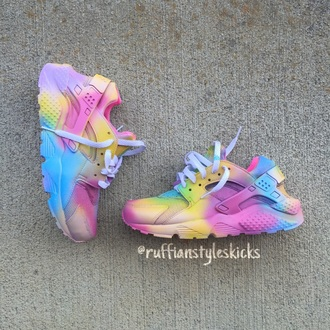 shoes candy rainbow sweet dope