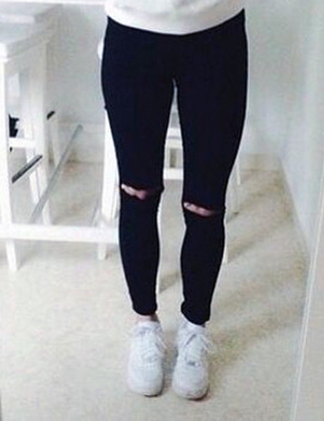 High waisted skinny jeans tumblr