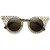 MISS SPLINTER Cat Eye Sunglasses – FLYJANE