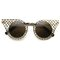 Miss splinter cat eye sunglasses – flyjane