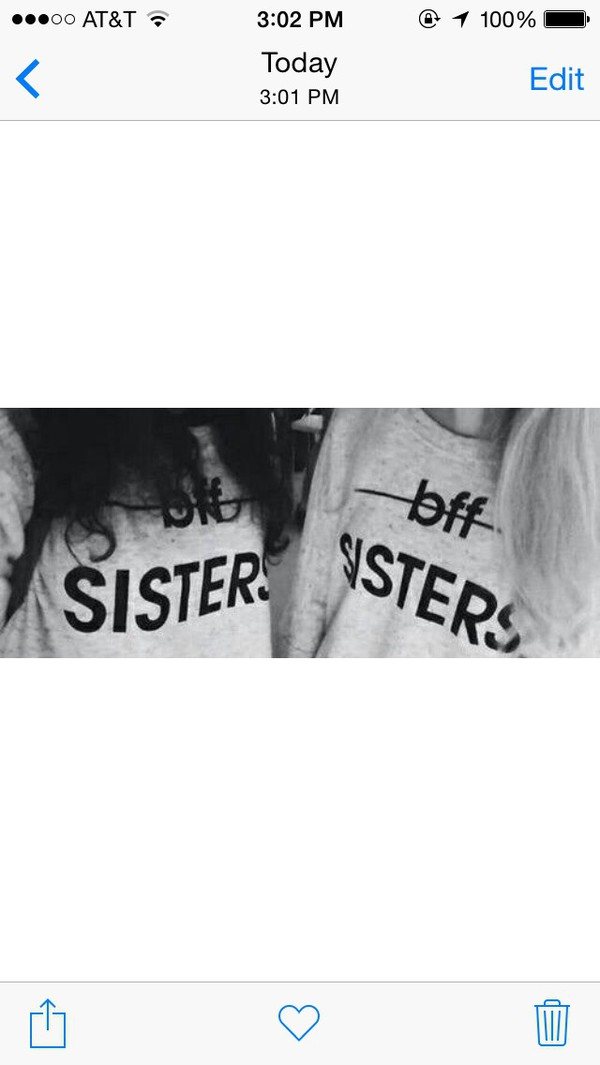 shirt bestfriend shirt sisters