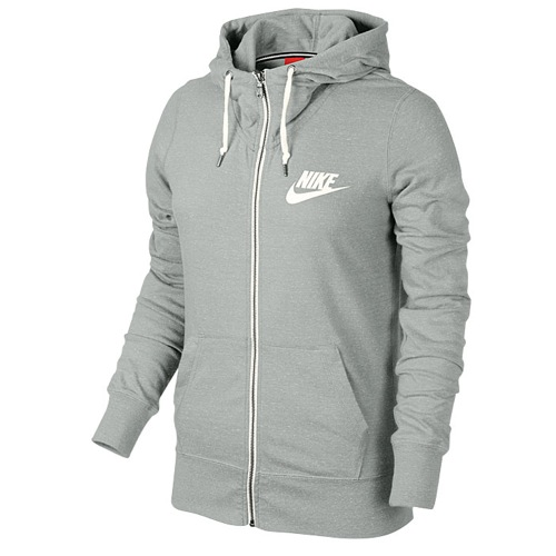 Gym Vintage Full Zip Hoodie - Women's at Eastbay