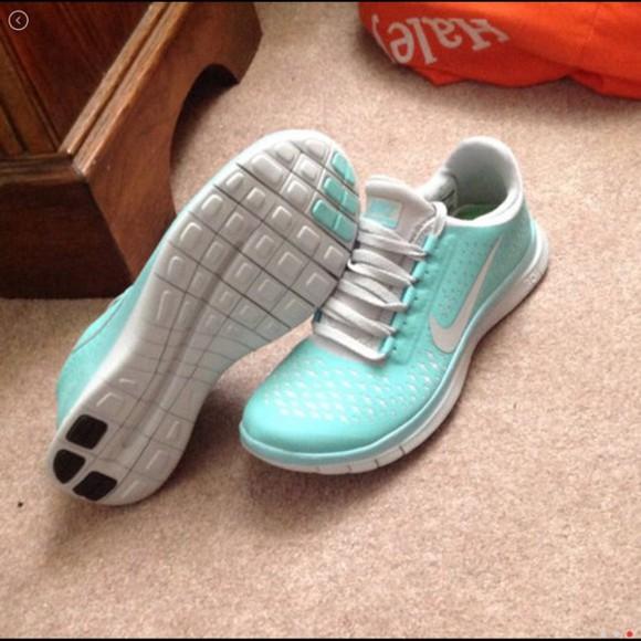 fashion shoes sportswear nike fashion shoes nike free run nike running shoes running shoes tiffany blue nikes tiffany blue blue and white nike sneakers nike sportswear sports shoes sneakers