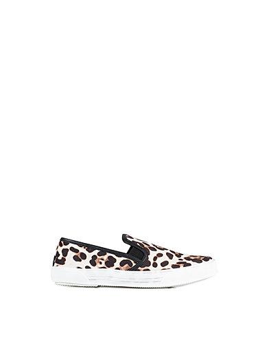 Slip In Shoe - Nly Shoes - Leopard - Hverdagssko - Sko - Kvinde - Nelly.com