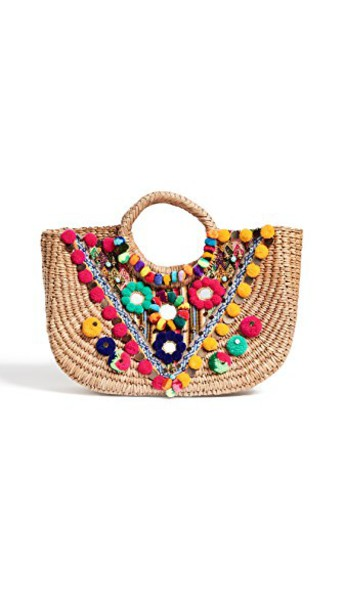 embellished bag