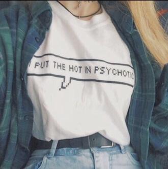 t-shirt shirt coat green white