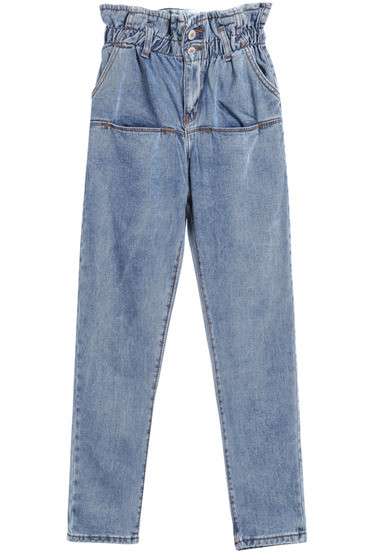 Lastic vintage denim pants – outfit made