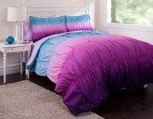 home accessory,home decor,accessories  blankets  decor  home decor  tie dye,home design,bedroom,bedding,ombre,purple