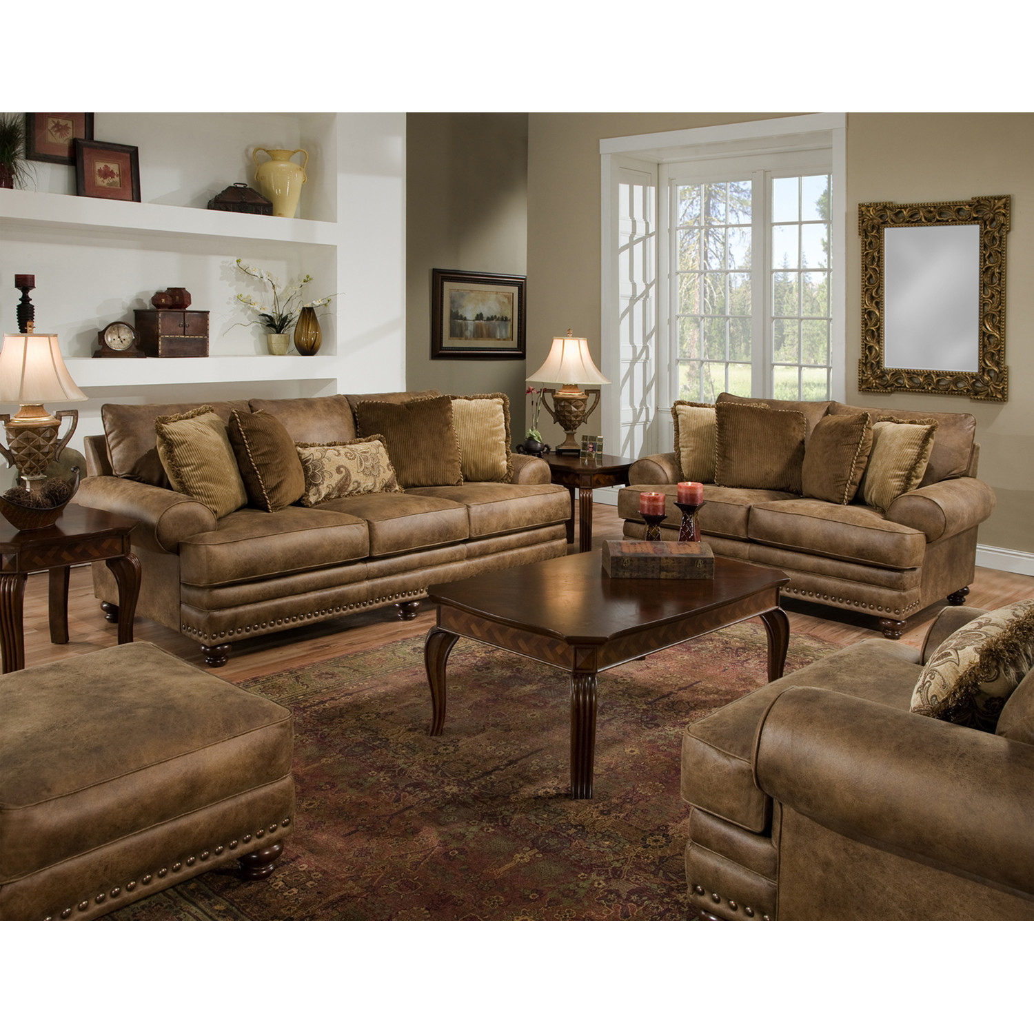 Franklin Sheridan Living Room Collection Reviews Wayfair