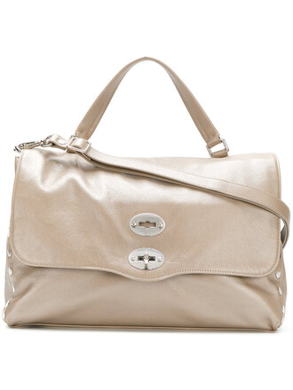 women bag tote bag leather nude