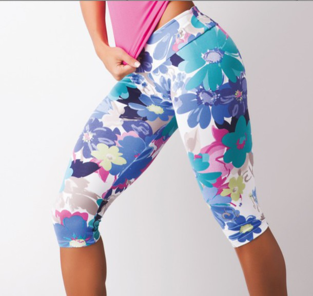 Yoga Printed Pants | Gpant