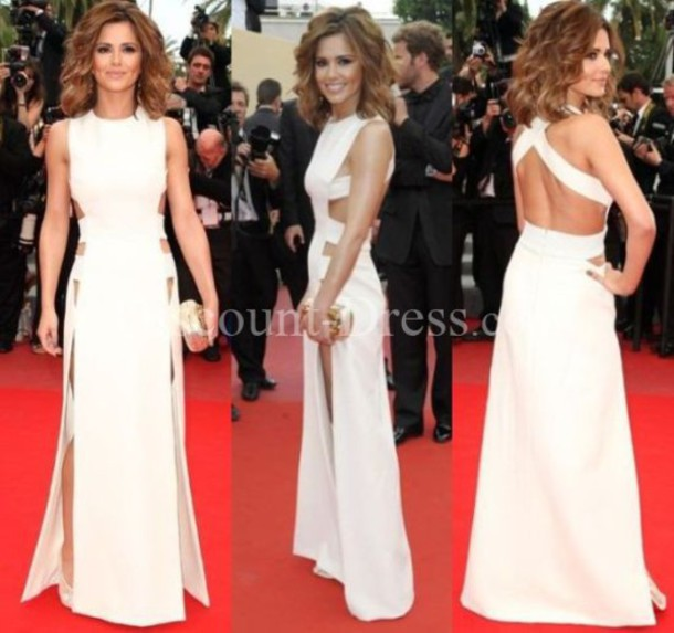 dress white dress red carpet dress prom dress