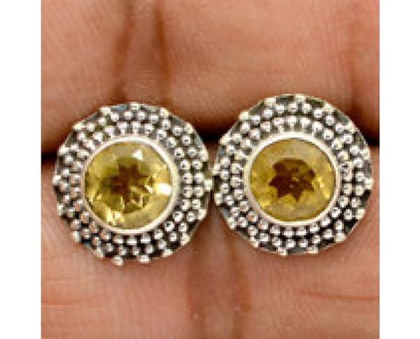 jewels handmade jewelry gemstone studs sterling silver studs gemstone studs