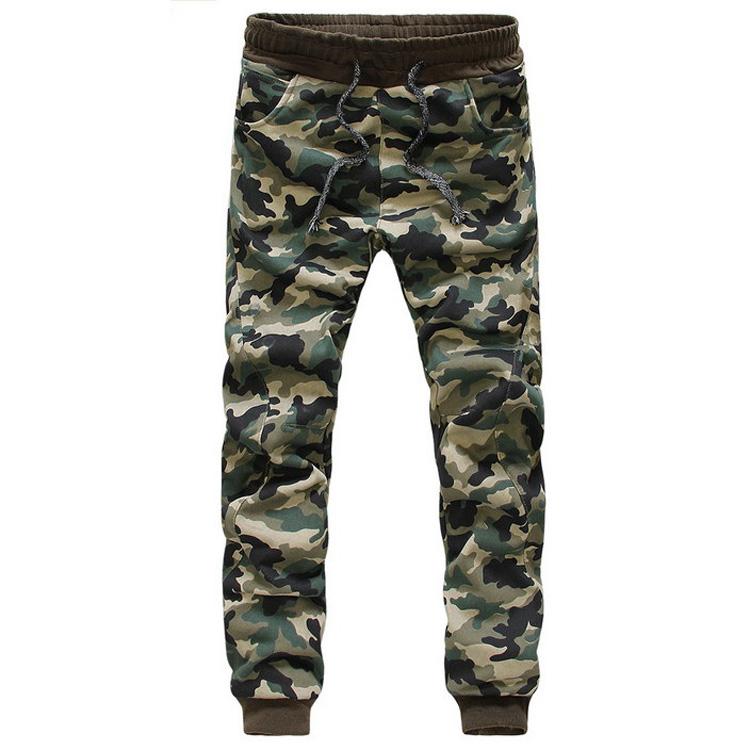 Camouflage joggers · magnifique palette ·
