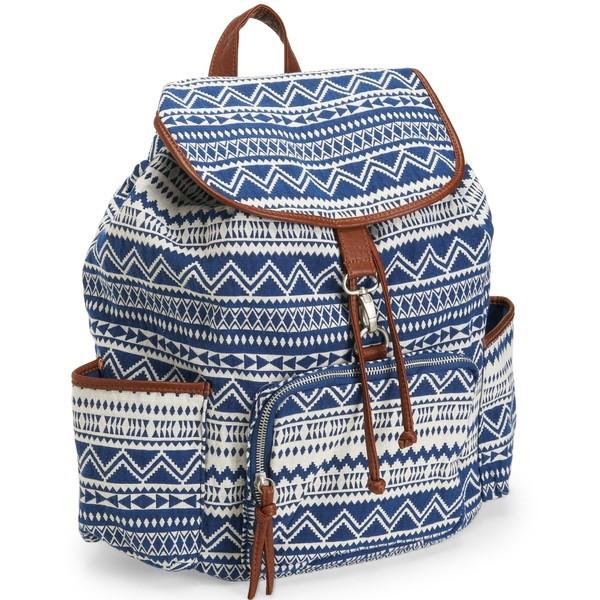 Aeropostale geo backpack