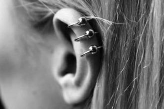 jewels hair accessory piercing helix anneaux